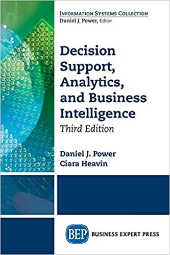 Decision Support, Analytics, and Business Intelligence (3rd Edition) - Original PDF