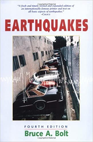 Earthquakes (4th Edition) by Bruce Bolt - Scanned pdf with ocr