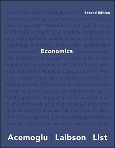 Economics (2nd Edition) BY Daron Acemoglu- Original PDF