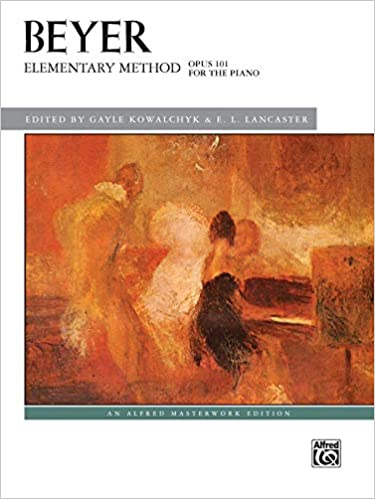 Elementary Method for the Piano, Op. 101 (Alfred Masterwork Edition) - Orginal Pdf