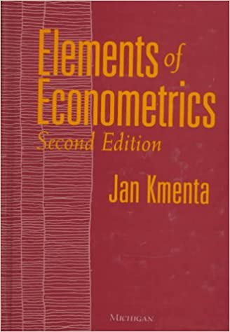 Elements of Econometrics (2nd Edition) - Scanned pdf with ocr