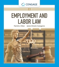 Employment and Labor Law (10th edition)