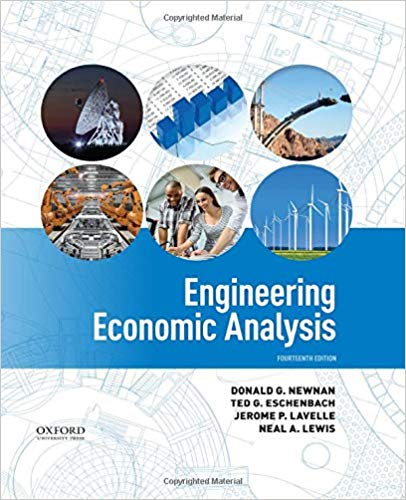 Engineering Economic Analysis (14th Edition)