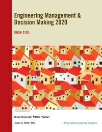 Engineering Management & Decision Making 2020 ePDF for Brown University - Image pdf with ocr