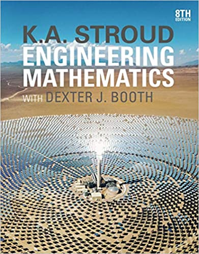 Engineering Mathematics (8th Edition) [2020] - Original PDF