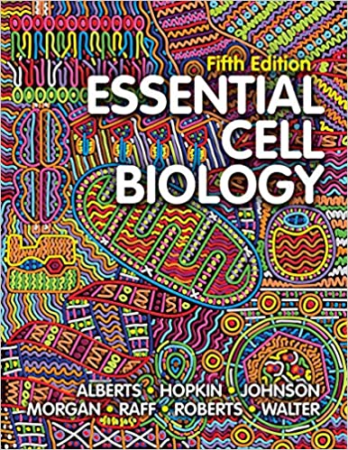 Essential Cell Biology (5th Edition) BY Alberts - Orginal Pdf