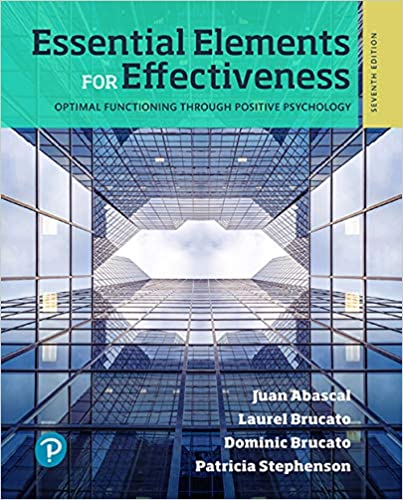 Essential Elements for Effectiveness for Miami Dade College (7th Edition) - Pdf