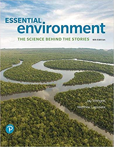 Essential Environment: The Science Behind the Stories (6th Edition) [2019] - Epub + Converted Pdf