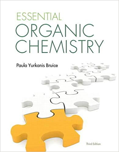 Essential Organic Chemistry (3rd Edition) BY Bruice - Orginal Pdf