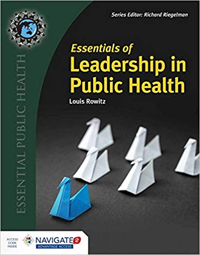 Essentials of Leadership in Public Health