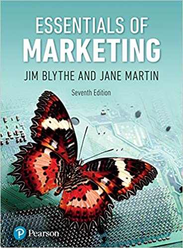 Essentials of Marketing (7th Edition) - Original PDF