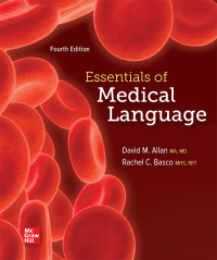 Essentials of Medical Language (4th Edition) -Epub + Converted pdf