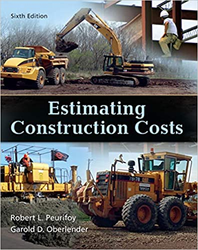 Estimating Construction Costs (6th edition) - Orginal Pdf