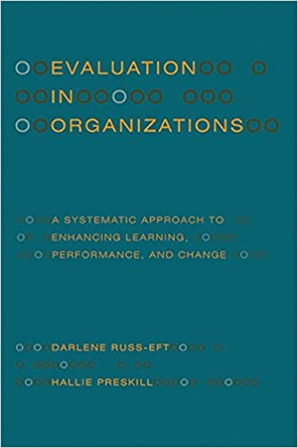 Evaluation in Organizations:  A Systematic Approach to Enhancing Learning, Performance, and Change (2nd Edition)  - Epub + Converted Pdf
