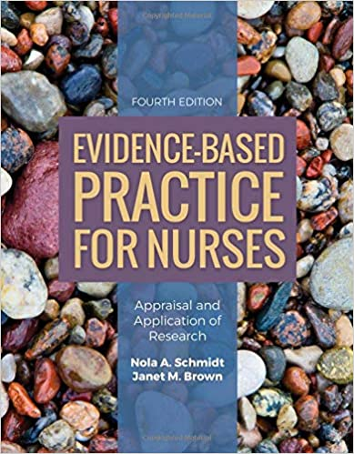 Evidence-Based Practice for Nurses: Appraisal and Application of Research (4th Edition) - Original PDF