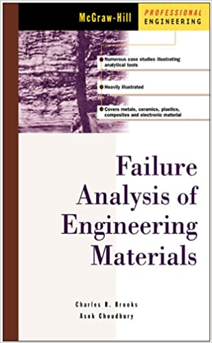 Failure Analysis of Engineering Materials (McGraw-Hill Professional Engineering) - Original PDF