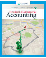 [Solutions Manual] Financial & Managerial Accounting  (15th Edition) - Orginal pdf