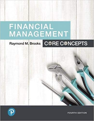 Financial Management: Core Concepts (4th Edition) - Epub + Converted pdf