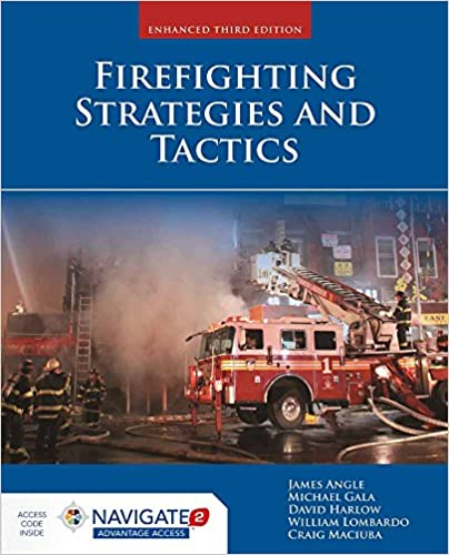 Firefighting Strategies and Tactics (3rd Edition) - Epub + Converted pdf