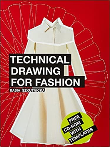 Flats: Technical Drawing for Fashion (Portfolio Skills: Fashion & Textiles) - Epub + Converted Pdf