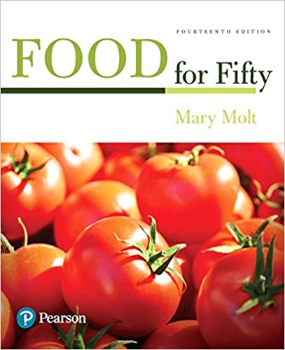 Food for Fifty (What's New in Culinary & Hospitality) (14th Edition) - Orginal Pdf