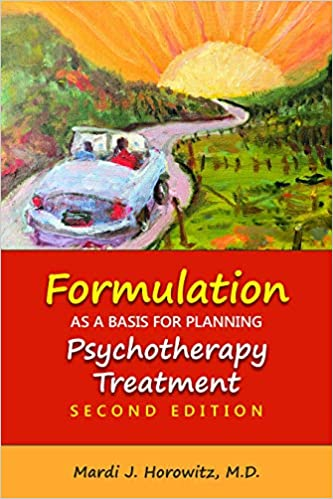 Formulation As a Basis for Planning Psychotherapy Treatment (2nd Edition) - Original PDF