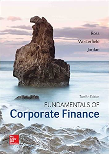 Fundamentals of Corporate Finance (12th Edition) - Original PDF