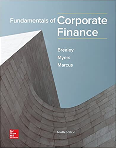 Fundamentals of Corporate Finance (9th Edition) BY Brealey - Orginal Pdf