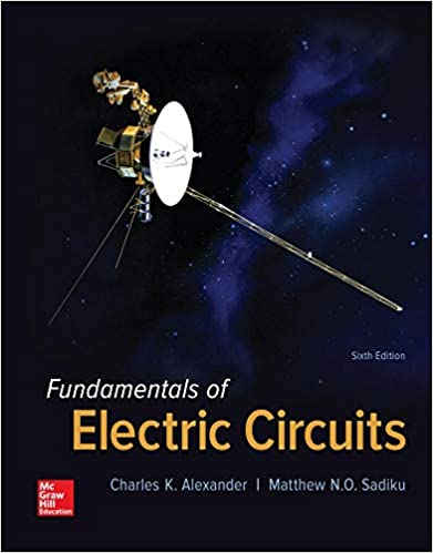 Solution Manual of Fundamentals of Electric Circuits (6th edition) + Full resources - World