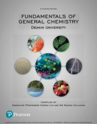 Fundamentals of General Chemistry (Custom Edition eBook)