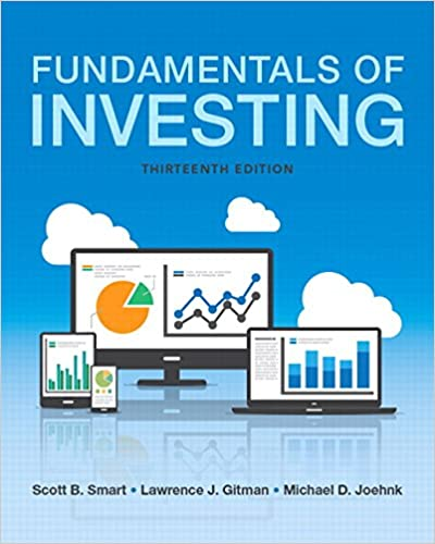 Fundamentals of Investing (13th Edition) - Original PDF