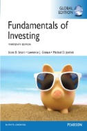 Fundamentals of Investing Global Edition (13th Edition) - Original PDF