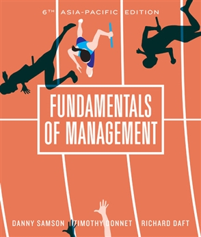 Fundamentals of Management (6th Edition) - Orginal pdf