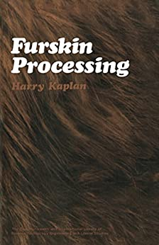 Furskin Processing: The Commonwealth and International Library: Leather Technology - Original PDF