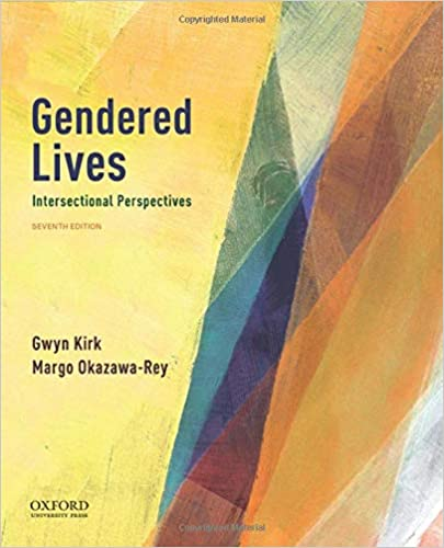 Gendered Lives: Intersectional Perspectives (7th Edition) [2020] - Epub + Converted Pdf