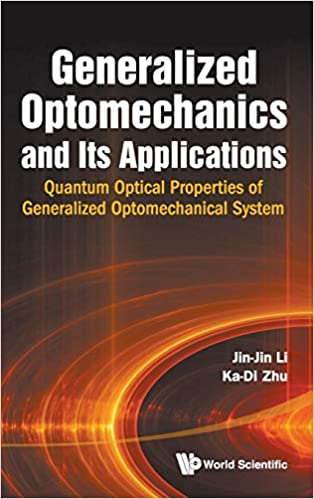 Generalized Optomechanics and Its Applications:  Quantum Optical Properties of Generalized Optomechanical System - Original PDF