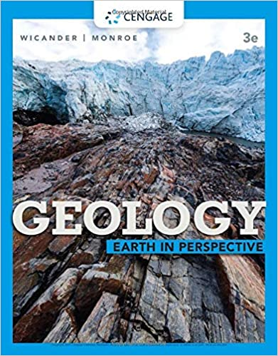 Geology: Earth in Perspective (3rd Edition) BY Wicander - Orginal Pdf