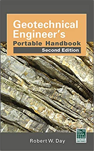 Geotechnical Engineers Portable Handbook (2nd Edition) - Epub + Converted pdf