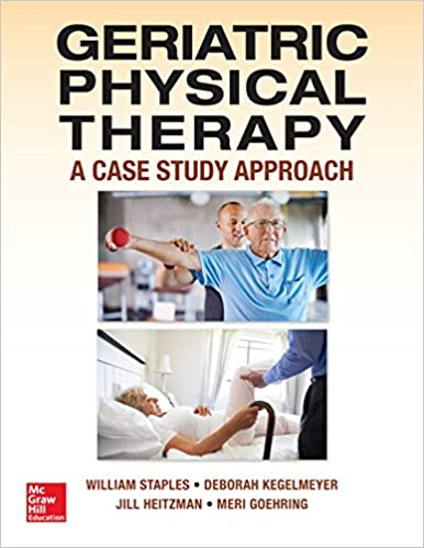 Geriatric Physical Therapy BY Staples  - Epub + Converted pdf