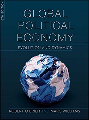 Global Political Economy: Evolution and Dynamics (6th Edition) - Orginal Pdf