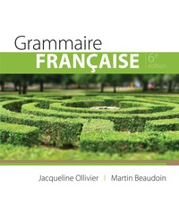 Grammaire Francaise (6th Edition) - Hq Pdf
