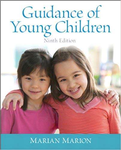 Guidance of Young Children 9th Edition