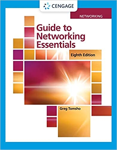 Guide to Networking Essentials (8th Edition) [2020] - Original PDF