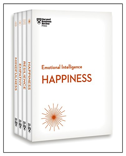 Harvard Business Review Emotional Intelligence Collection (4 Books) (HBR Emotional Intelligence Series) - Orginal Pdf