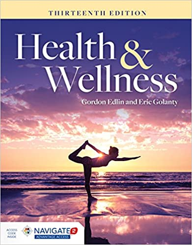 Health & Wellness (13th Edition) - Original PDF