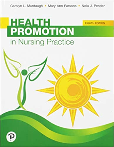 Health Promotion in Nursing Practice (8th Edition) - Orginal Pdf