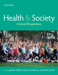 Health and Society:  Critical Perspectives - Image pdf with ocr