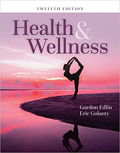 Health and Wellness (12th Edition) - Original PDF