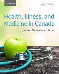 Health, Illness, and Medicine in Canada (8th Edition) - Epub + Converted pdf
