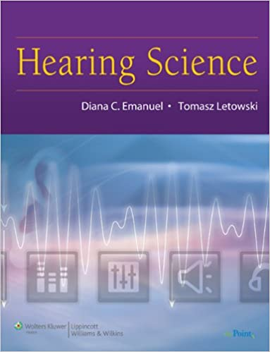 Hearing Science - Epub + Converted pdf